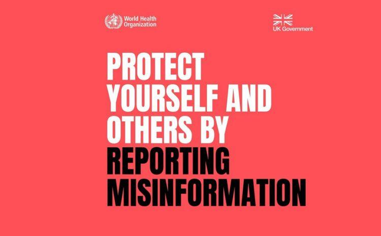 کسب اطلاعات صحیح درباره بیماری کرونا – توصیه سازمان بهداشت جهانی