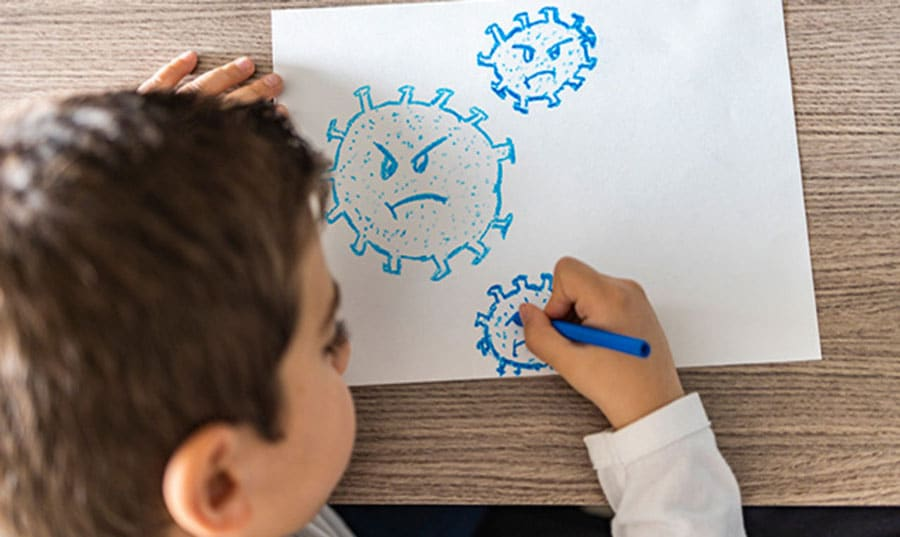 آموزش حضوری ویروس کرونا