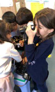 پروژه دوربین کودک